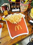 マクドナルド マックフライ・マウスパッド ■ アメリカ雑貨 アメリカン雑貨
