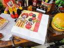 マクドナルド マックペーパーナプキン 100枚入り ■ アメリカ雑貨 アメリカン雑貨