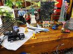 アメリカ合衆国大統領専用機 エアフォースワンのプレイセット ■ アメリカ雑貨 アメリカン雑貨