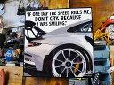 ポルシェのポップアートフレーム(911 GT3 RS) ■ アメリカ雑...