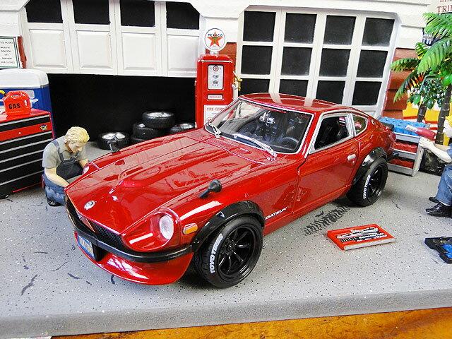 車, ミニカー・トイカー  1971 240Z 118
