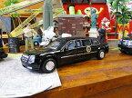 アメリカ合衆国大統領専用車両 キャデラック・ワン ビーストのダイキャストミニカー