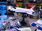 スペースシャトルのモデルキット