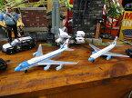 アメリカ合衆国大統領専用機エアフォースワン&エアフォースツーのモデルプレーンセット