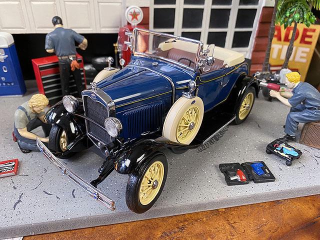 車, ミニカー・トイカー 1931A 118