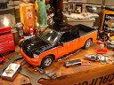 フォード F350ピックアップトラック・ハーレーダビッドソンモデルのダイキャストモデルカー 1/18スケール ■ ミニカー アメ車 アメリカ雑貨 アメリカ