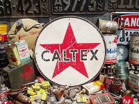 アメリカンガレージのウッドサイン(カルテックス)★アメリカ雑貨★アメリカン雑貨