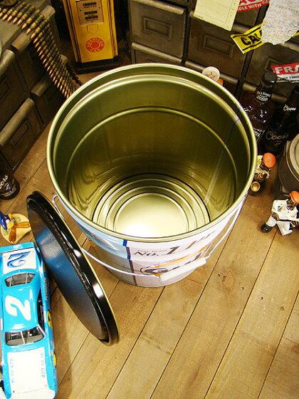世田谷ベースで所さんが座ってるあのガルフのオイル缶スツール(タイプ1)★アメ雑貨アメ雑アメリカ雑貨アメリカン雑貨インテリア雑貨小物かっこいい人気おしゃれガレージグッズ生活雑貨収納道具箱工具箱