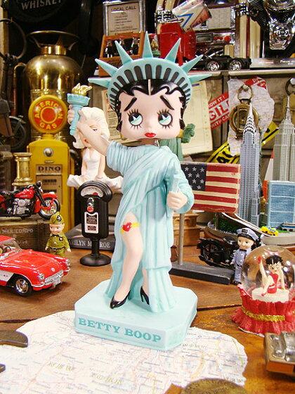 自由の女神ベティのボビンヘッド★アメリカ雑貨★アメリカン雑貨