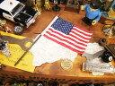 星条旗のミニフラッグ(1本) ■ アメリカ雑貨 アメリカン雑貨 アメリカ 雑貨 看板 通販 インテリア デスク 小物 こだわり派が夢中になる! 人気のアメリ
