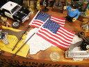 星条旗のミニフラッグ(2本セット) ■ アメリカ雑貨 アメリカン雑貨 ...