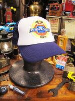 レーシングメッシュキャップ(シボレー)★帽子★アメリカ雑貨★アメリカン雑貨帽子