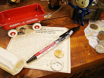 ラジオフライヤー リミテッドボールペン(ノック式) ■ アメリカ雑貨 アメリカン雑貨