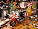ベスパのブリキバイクオブジェ(モッズカスタムモデル)「楽天1位」 ■ こだわり派…