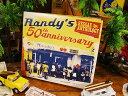 ジャマイカの歴史的・文化遺産?! 音楽CD ランディーズ50周年記念 レゲエアンソロジー CD2枚組+特典DVD1枚 ■ アメリカン雑貨 アメリカ雑貨