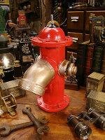 消火栓のオブジェ(レッド)★アメリカ雑貨★アメリカン雑貨