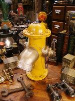 消火栓のオブジェ(イエロー)★アメリカ雑貨★アメリカン雑貨