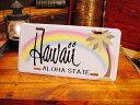 ■ハワイのライセンスプレート