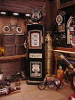 「部屋にガスポンプを置きたい!」って夢、叶えます♪ルート66のガスポンプCDタワー 「楽天1位」 ■ アメリカ雑貨 アメリカン雑貨 キャビネット おもしろ雑貨 おもしろグッズ おしゃれ CDラック 人気 オーディオ収納 インテリア雑貨 かっこいい アメリカ 雑貨 インテリア
