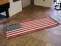 星条旗ラグマット(クラシックタイプ)ロングサイズ