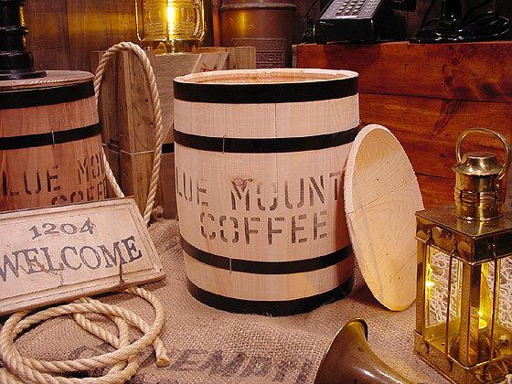 コーヒー木樽(大だる)無色
