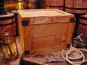 頑丈な木箱は見た目だけでなく本気で使える!輸出用木箱 Aタイプ うす茶 LLサイズ ★アメリ...