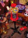 懐かしのガムボールマシンを再現した人気商品!ガムボールマシン(Lサイズサイズスタンド付) ★...
