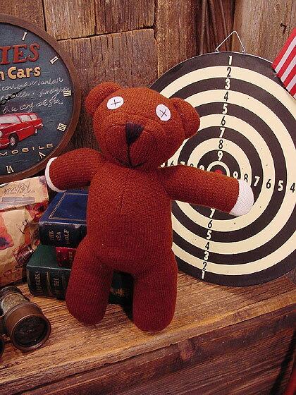 ミスタービーンのクマのテディ人形