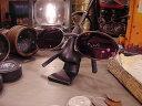 ダルトン グラスホルダー(ブラック) ■ メガネスタンド アメリカ雑貨...