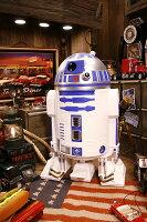 R2-D2トラッシュ★ゴミ箱★アメリカ雑貨★ダストボックス★アメリカン雑貨★ダストBOX★アメキャラ★アメ雑★スターウォーズ★STERWARS★