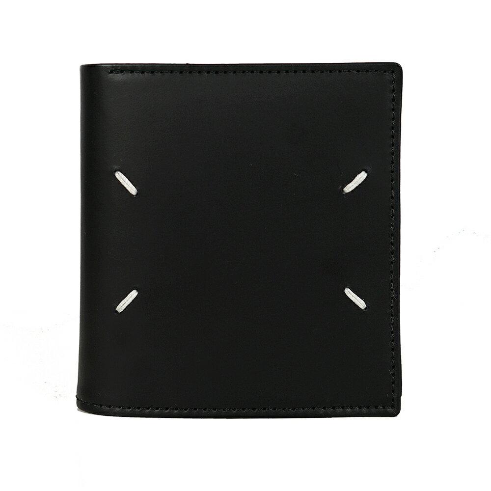 財布・ケース, メンズ財布 MAISON MARGIELA (T8013BLACK)Leather WalletsS35UI0438-PS935