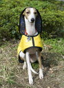 【レインコート】≪【ウイペット】(【中型犬】)サイズ≫【ドッグアパレル】【犬用レインコー...