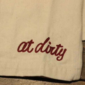 """AT-DIRTY""""WELDERMELTONPULLOVER""""HEATHERBROWN【AT-DIRTY】(アットダーティー)正規取扱店(OfficialDealer)CannonBall(キャノンボール)【送料無料/あす楽対応/プルオーバーシャツ】"""