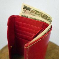 【7/1223:59までポイント5倍】【正規販売店】【送料無料】WhitehouseCox(ホワイトハウスコックス)S76603FOLDPURSE/本革三つ折り財布