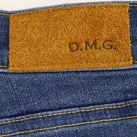 【送料無料】DOMINGOドミンゴDMG13-905Dアンクルスキニーフィット28-4USEDユーズド加工4サイズ