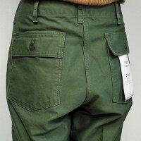 【送料無料】DomingoドミンゴDMG13-957Tベーカーパンツ48-8OLIVEオリーブ4サイズ(SSSML)