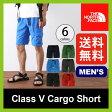 ノースフェイス クラスファイブカーゴショーツ 【送料無料】 【正規品】THE NORTH FACE ショートパンツ 男性 メンズ Class V Cargo Short