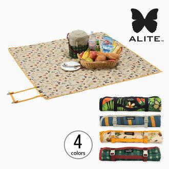 < 只休息 ! > 阿利特阿利特溫和馬特休閒表野餐墊地毯每人兩個方形聚酯新股票與緊湊的扣眼上的股份迴圈草甸墊售售