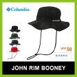 <残りわずか!>【30%OFF】コロンビア ジョンリムブーニー【正規品】Columbia 帽子 ハット アウトドア 登山 ブーニー 防水 紫外線対策 UPF50 JOHN RIM BOONEY