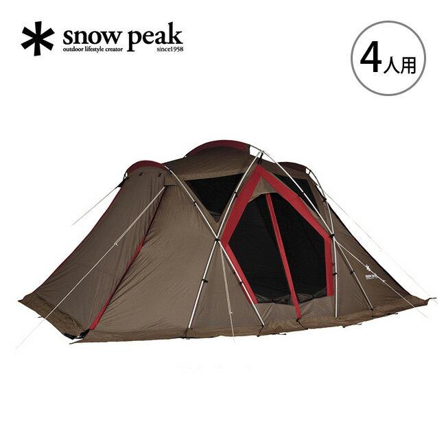 スノーピーク ドッキング テント