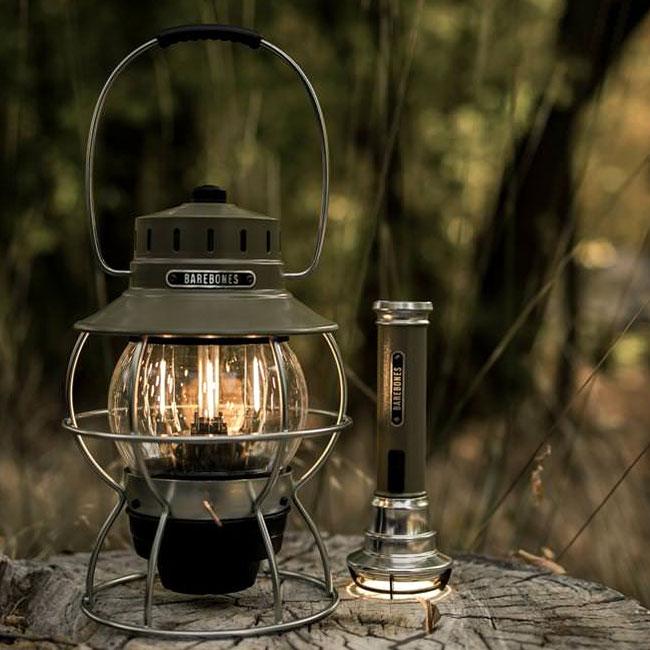 ベアボーンズリビング レイルロードランプ LED