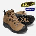 【SALE 40%OFF】キーン ピレニーズ KEEN PYRENEES メンズ 靴 トレッキングシューズ ブーツ ミッドカット 登山靴 防水 キャンプ アウトドア 【正規品】mailsa2108・・・