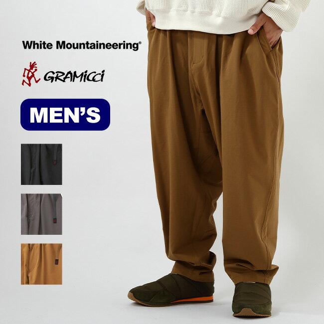 メンズウェア, ロングパンツ  White MountaineeringGRAMICCI STRETCHED SAROUEL PANTS WM2173416