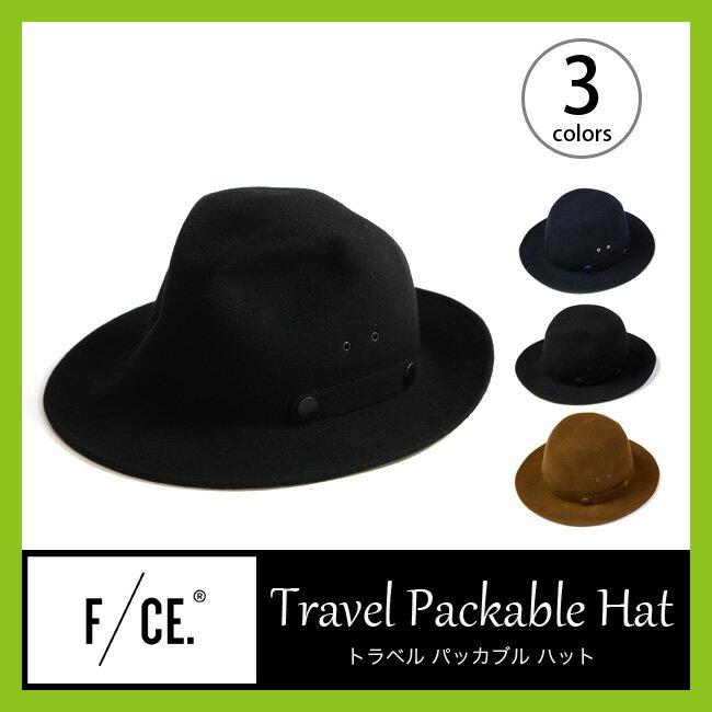 F/CE.® [元フィクチュール] トラベルパッカブルハット