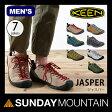 <残りわずか!>KEEN キーン ジャスパー メンズ 【送料無料】 JASPER シューズ 靴 スニーカー クライミング ハイキング ローカット アウトドア キャンプ トラベル サイクリング スケートボード ウォーキング スエード タウンユース