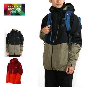 【40%OFF】Mountain Hardwear マウンテンハードウェア サウスシュートジャケット【送料無料】 ジャケット マウンテンパーカー 登山 アウトドア メンズ シェル スキー スノースポーツ 防寒