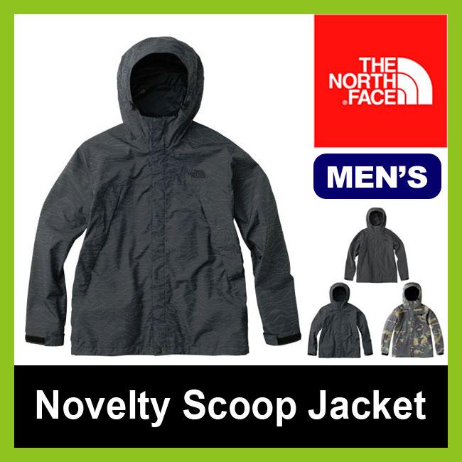 ノースフェイス ノベルティスクープジャケット