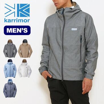 karrimor カリマー ピコスジャケット ジャケット パーカー マウンテンパーカー ウェア アウター ウィンドブレーカー 防風 撥水 キャンプ フェス トレッキング 登山 旅行 メンズ