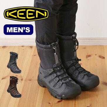 キーン ウィンターポート2 メンズ KEEN MEN'S WINTERPORT II 【送料無料】 男性 ブーツ 防水 抗菌 ウインターブーツ 17FW