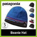パタゴニア ビーニーハット patagonia Beanie Hat メンズ レディース 【送料無料】 帽子 ビーニー ニット帽 アウトドア スポーツ アクセサリー ロゴ ベア クマ <2017FW>